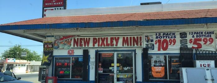 Pixley is one of Posti salvati di Valerie.