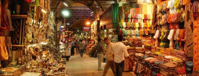 Bazar Besar is one of 10 Local Things to Do in Istanbul.