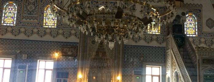 Siteler Camii is one of Lieux qui ont plu à Süleyman.