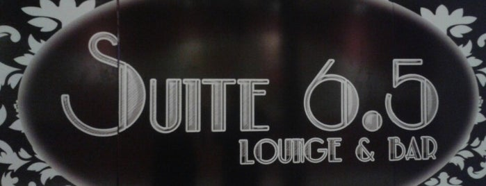 Suite 6.5 Lounge & Bar is one of Lugares favoritos de Barrita.