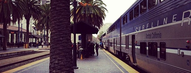 Santa Fe Depot is one of Alicia's Top 200 Places Conquered & <3.