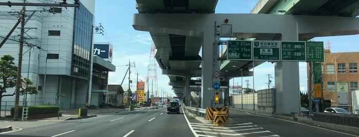 名古屋高速6号清須線・16号一宮...