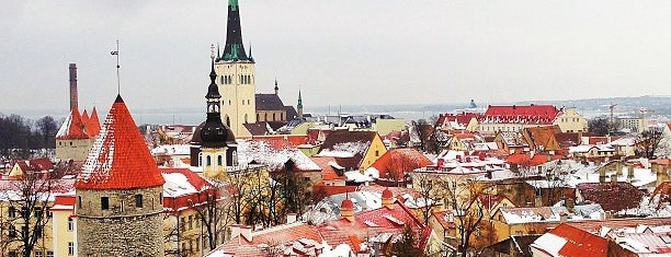 Patkuli vaateplatvorm is one of Tallinn, #Estonia.