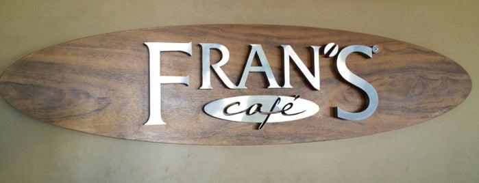 Fran's Café is one of Lieux qui ont plu à David.