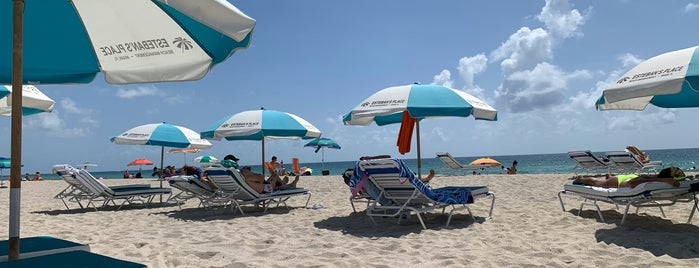 4th Street Beach is one of Lugares favoritos de Sara.
