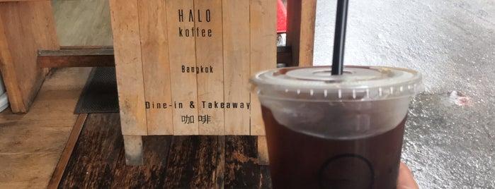 Halo Koffee is one of 07_ตามรอย_coffee.