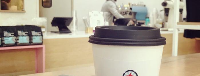 Revolucion Coffee + Juice is one of San Antonio.