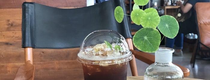 Stitch & Hammer Café is one of 07_ตามรอย_coffee.