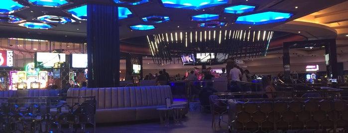 Bank of Hard Rock is one of Vegas.