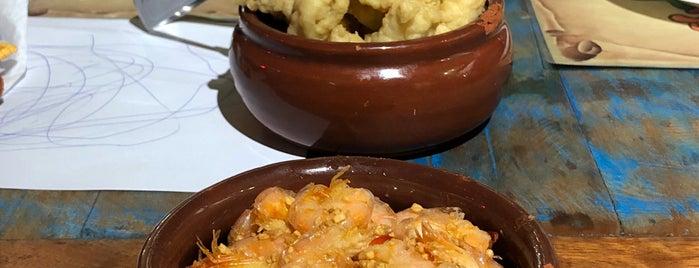 Ilha Dos Camaroes is one of Restaurantes pra conhecer 2018/2019.