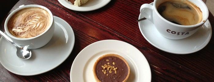 Costa Coffee is one of Lieux qui ont plu à Rich.