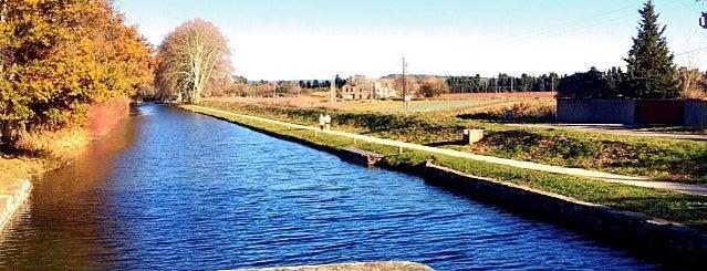 Port du Fresquel is one of Carcassonne 2021.
