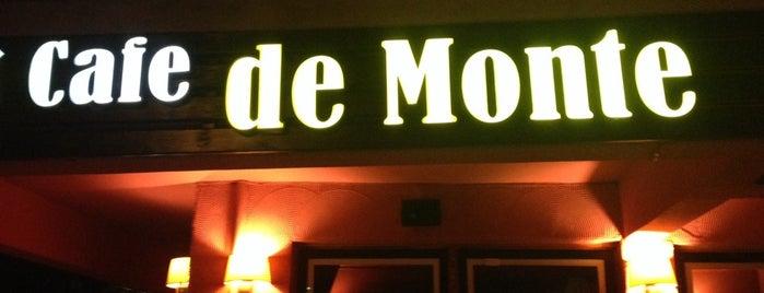 Cafe de Monte is one of Sercan: сохраненные места.