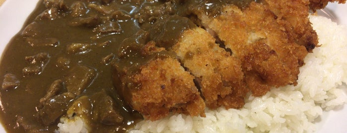 ゆうきのカレー is one of LOCO CURRY.