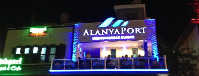 Alanya Port Resturant is one of antalya~ alanya~ side~belek.