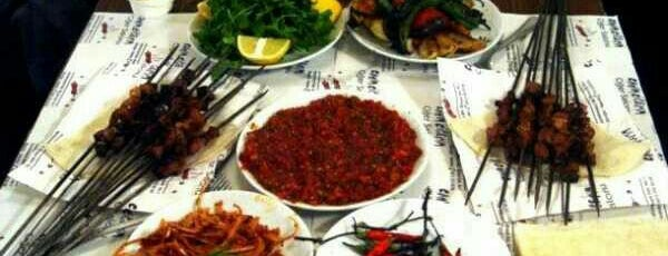 Canım Ciğerim Kebap Salonu is one of İZMİR EATING AND DRINKING GUIDE.