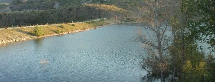 Sille Himmet Ölçmen Barajı is one of Orte, die Türkay gefallen.