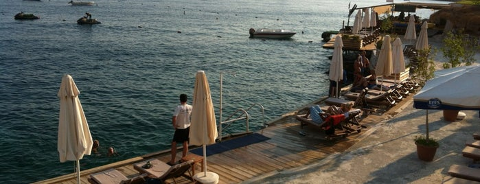 Indigo Beach is one of Kalkan.