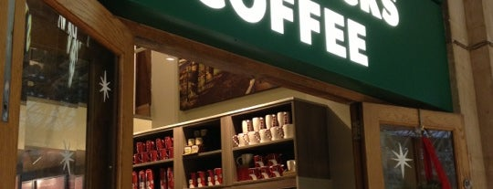Starbucks is one of Pleasure Spots in the UK.