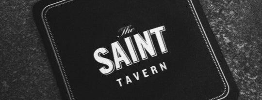 The Saint Tavern is one of Toronto.