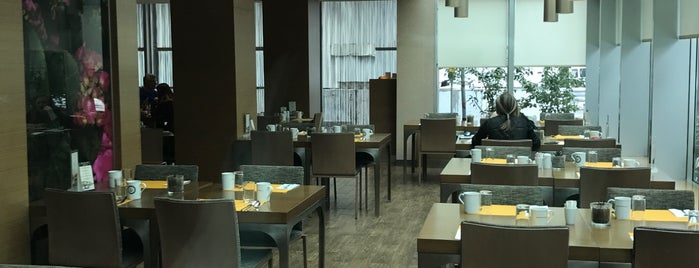 ACE Restaurant & Lounge is one of ceyhundd: сохраненные места.