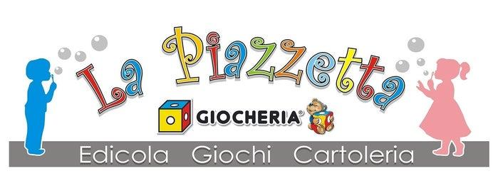 Giocheria La Piazzetta is one of Sardinia.