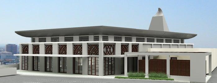 LT. P4 Masjid Pasar Mayestik