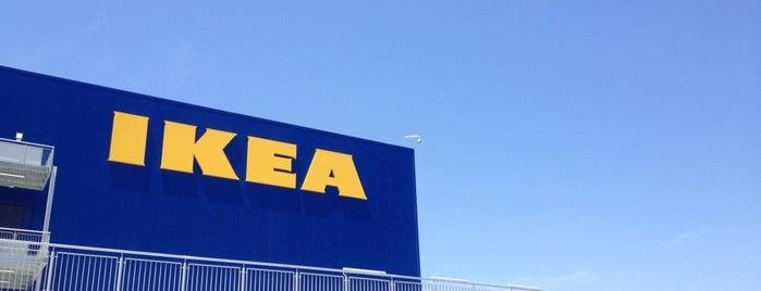 IKEA is one of Lieux qui ont plu à Ilya.