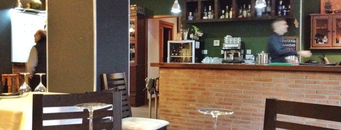 El Bolon Verde is one of Valencia.