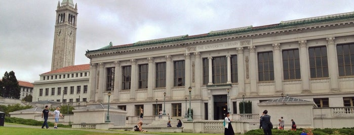 University of California, Berkeley is one of Exploring San Francisco.