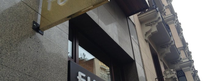 Fuku is one of Restaurantes Japoneses Madrid.