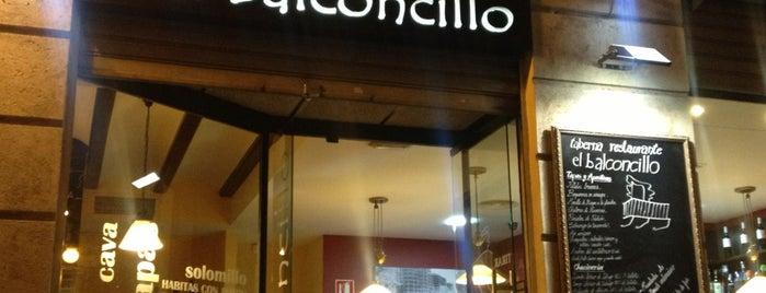 El Balconcillo is one of Valencia.