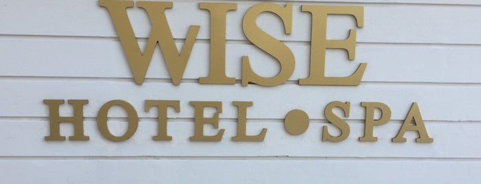 The Wise Boutique Hotel & Spa is one of Orte, die Hikmet gefallen.