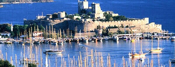 Bodrum is one of Lieux qui ont plu à Mahide.