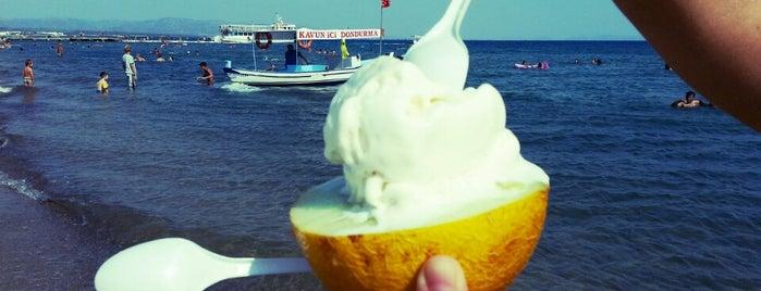 Sarımsaklı Plajı is one of ordan burdan.