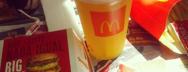 McDonald's is one of Lugares favoritos de Junin.