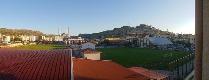 Nevşehir Uygulama Oteli is one of Ozge'nin Kaydettiği Mekanlar.