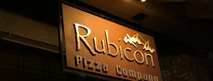 Rubicon Pizza Company is one of Lake Tahoe Eats.