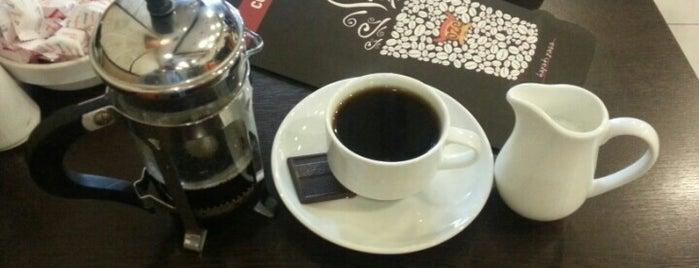 By Şekerci Cafe is one of sıla1.