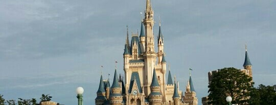 Tokyo Disneyland is one of Disney Around The World.