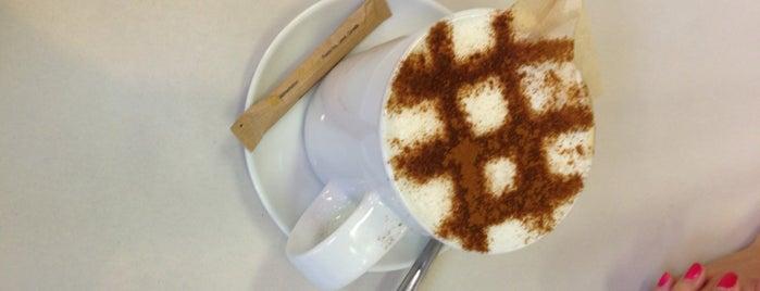 Thé mon Café is one of D'ın Kaydettiği Mekanlar.