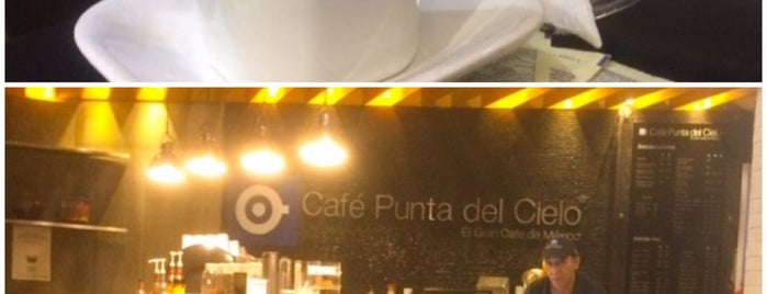 Café Punta del Cielo is one of Anaさんのお気に入りスポット.