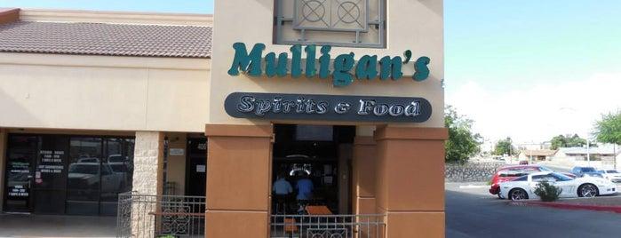Mulligan's Spirits & Food is one of Tempat yang Disimpan Mary Hobb.