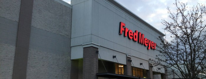 Fred Meyer is one of PDX Freddys.
