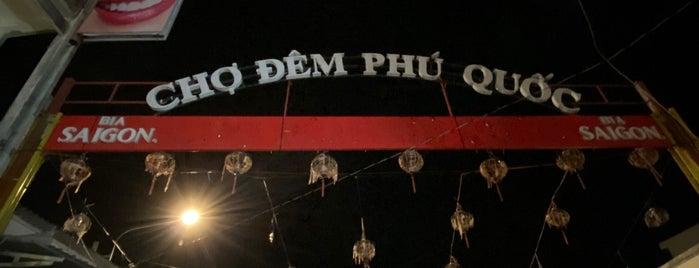 Phu Quoc Night Market is one of Orte, die Mr. gefallen.