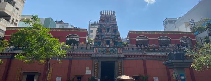 Mariamman Hindu Temple is one of Ho Chi Minh.