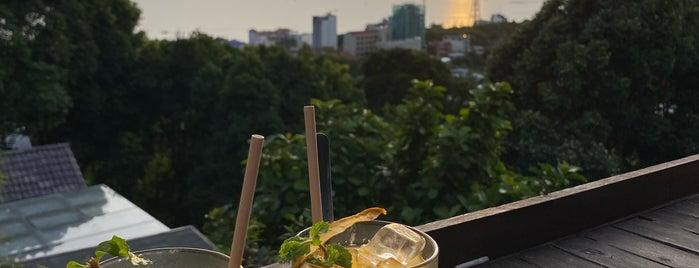 Chuồn Chuồn Bistro & Sky Bar is one of phu quoc-vietnam.