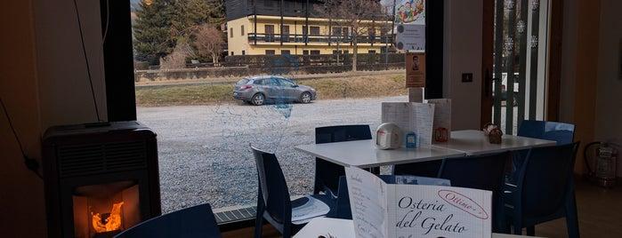 Osteria del Gelato is one of Bun.