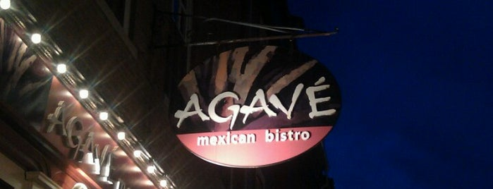Agave Mexican Bistro is one of Newburyport.