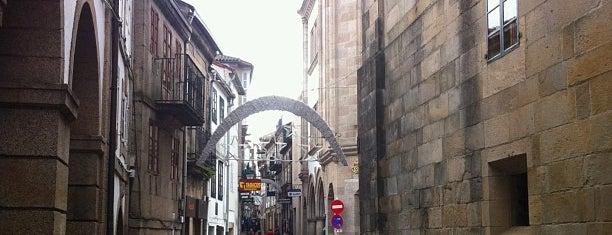 Santiago de Compostela is one of Posti che sono piaciuti a Kevin.